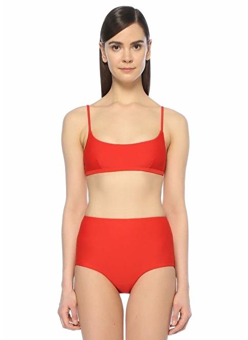 Matteau Swim Bikini Üst Kırmızı